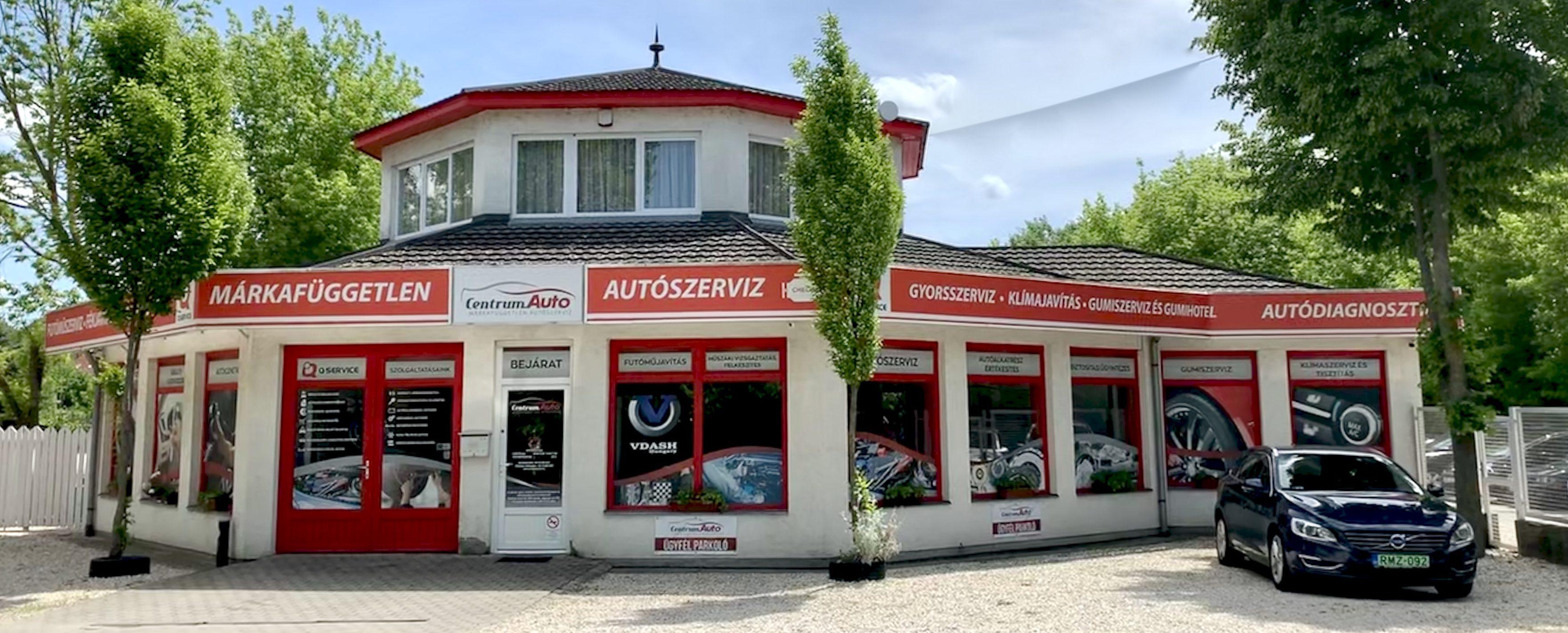Centrum Auto Kft