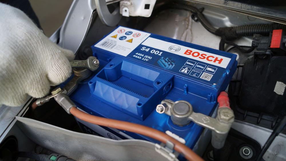 akkumulátor-csere